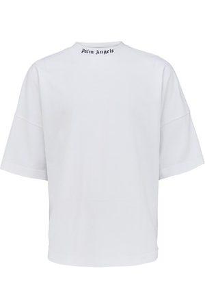 Palm Angels Men Short Sleeve - Short sleeve T-shirt