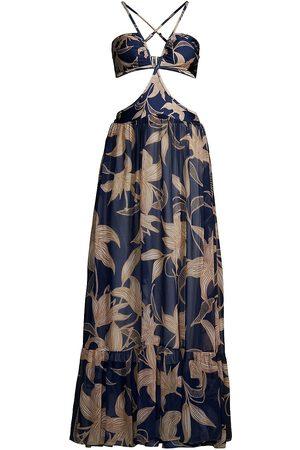 PATBO Women Beach Dresses - Stargazer Cross-Front Beach Dress