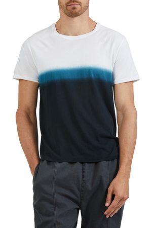 ATM Anthony Thomas Melillo Men T-shirts - Tie-Dye Stripe T-Shirt