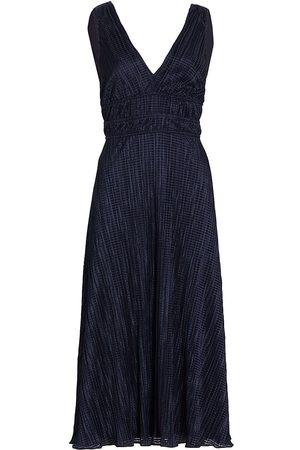 Ml Monique Lhuillier Women Knitted Dresses - Textured Knit Midi Dress