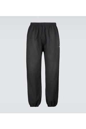 Balenciaga Cotton drawstring pants