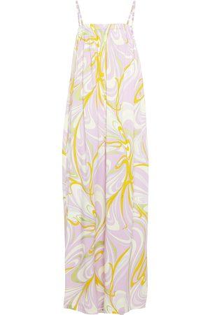 Emilio Pucci Printed wide-leg jumpsuit