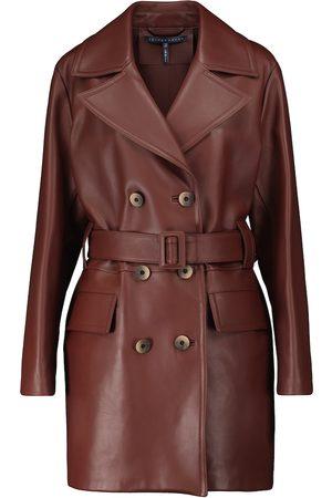 Zeynep Arcay Women Leather Jackets - Leather coat