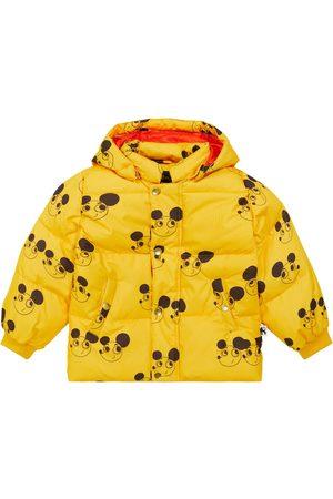 Mini Rodini Ritzrazt puffer jacket