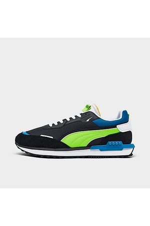 Puma Men Casual Shoes - Men's City Rider Electric Casual Shoes in / Size 9.5