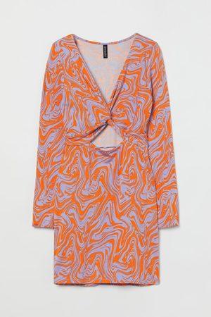 H & M Cut-out Dress
