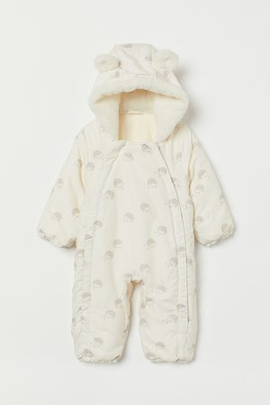 H & M Gloves - Padded Baby Bunting