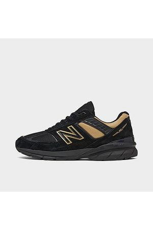 New Balance Men Casual Shoes - Men's 990v5 Casual Shoes Size 8.0 Leather/Suede