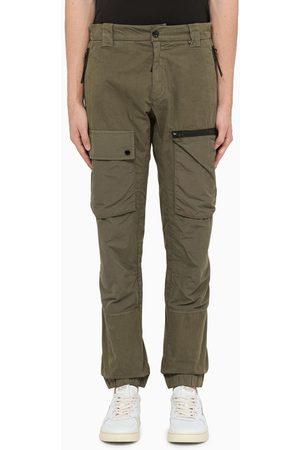 C.P. Company Stone grey cargo trousers