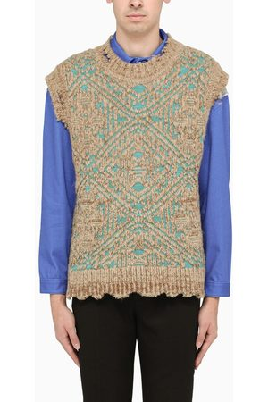 Andersson Bell Brown waistcoat pullover