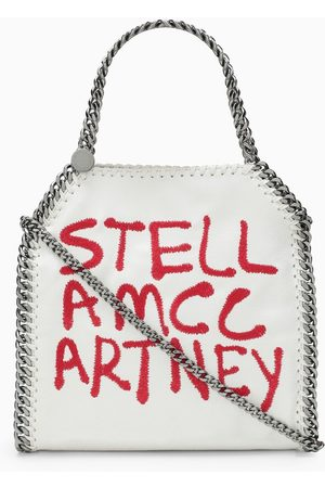 Stella McCartney Falabella small bag with embroidery