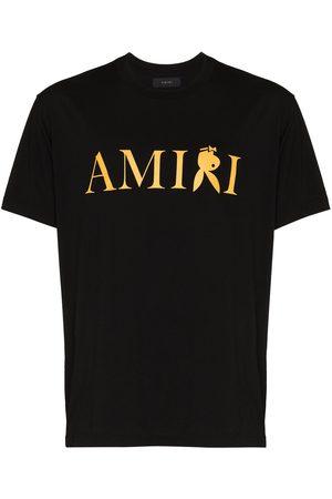 AMIRI Men T-shirts - X Playboy logo-print T-shirt