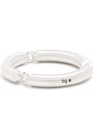 Le Gramme Rings - 5g brushed link ring