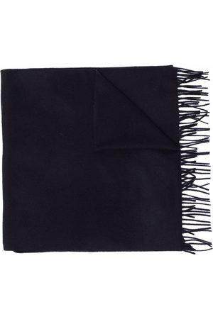 Sandro Men Scarves - Fringed woolen scarf
