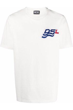 Diesel Logo-print short-sleeved T-shirt