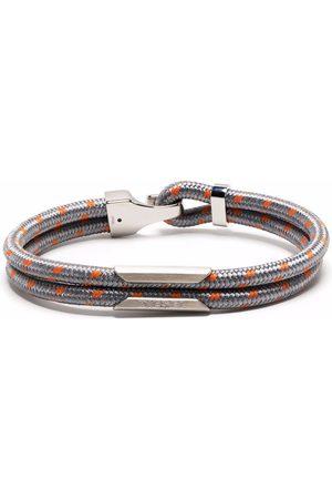 Diesel Men Bracelets - Double-strand bracelet - Grey
