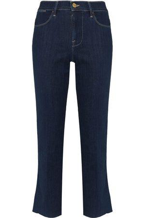 Frame Women High Waisted - Le High straight jeans