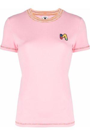 M Missoni Women T-shirts - Logo t-shirt