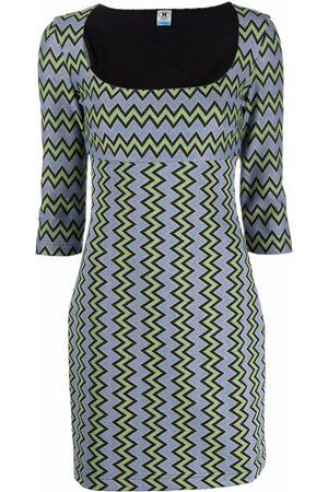 M Missoni Women Tunic Dresses - Short-sleeve tunic dress