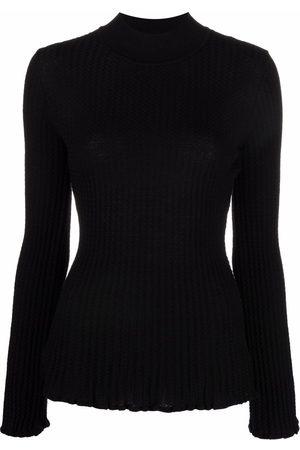 M Missoni Plain knitted jumper