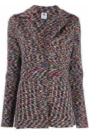 M Missoni Graphic-print knit jacket
