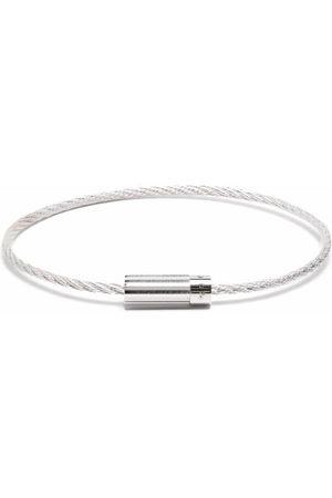 Le Gramme 9g cable bracelet