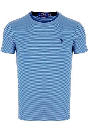 Polo Ralph Lauren Men Short Sleeve - Embroidered-motif short-sleeve T-shirt