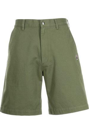 A Bathing Ape Men Bermudas - Wide-leg Bermuda shorts