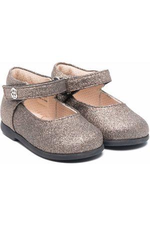 Florens Girls Ballerinas - Glittered ballerina shoes