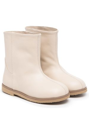AGE OF INNOCENCE Girls Ankle Boots - Filippa leather boots