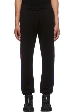 Moncler Black Logo Sweatpants