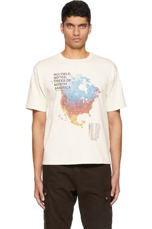 Reese Cooper Off-White Trees Of North America T-Shirt