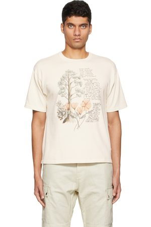 Reese Cooper Off-White Juliet Johnstone Edition Graphic T-Shirt