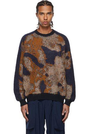 Y-3 Multicolor U CH1 Sweater