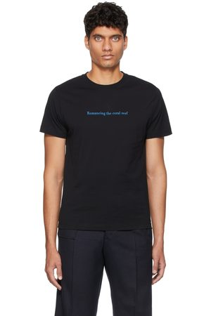 Botter Men T-shirts - Small Fit 'Romancing The Coral Reef' T-Shirt