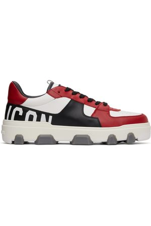 Dsquared2 Men Sneakers - Icon Basket Low Sneakers