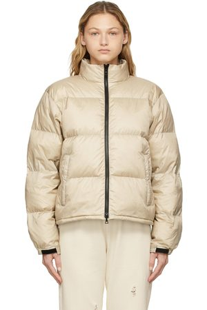 JOHN ELLIOTT Women Jackets - Beige Down Jacket