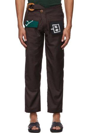 Bloke Flap Pocket Trousers
