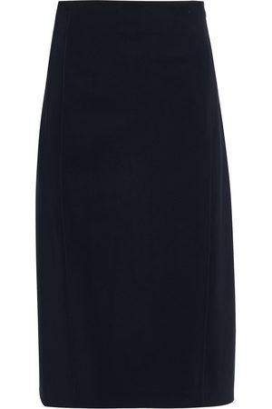 ADAM LIPPES Woman Neoprene Pencil Skirt Size XL