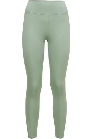 Nike Women Leggings - High Rise Leggings W/ Pockets