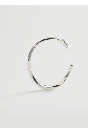 MANGO Men Bracelets - Metal bracelet