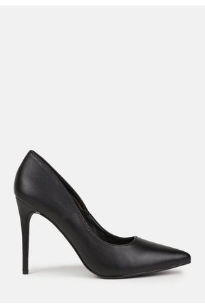 Missguided Pointed Toe Court Heels