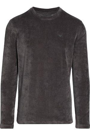 Emporio Armani Men Long Sleeve - Performance Long-Sleeve T-Shirt