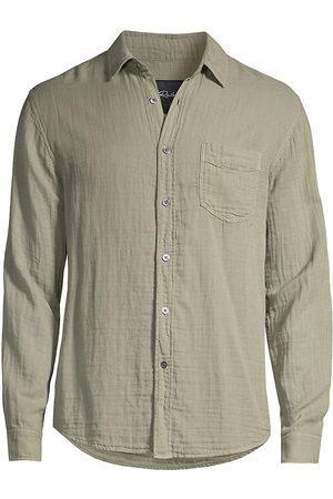 Rails Men Tops - Owens Cotton Gauze Button-Up