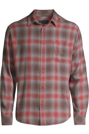Rails Men Tops - Lennox Brushed Cotton Button-Up