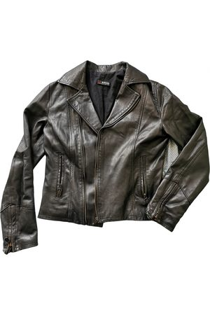 Morgan Leather jacket