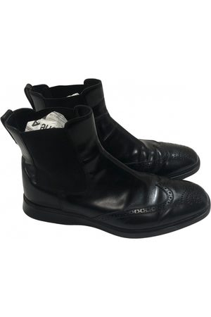 Tod's Men Boots - Leather boots