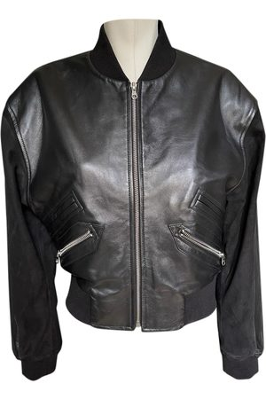 Sandro Fall Winter 2020 leather biker jacket