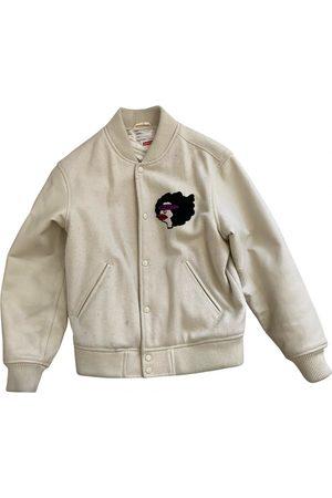 Supreme Leather jacket