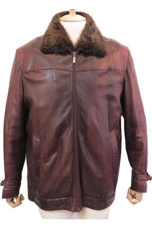 ZILLI Leather coat